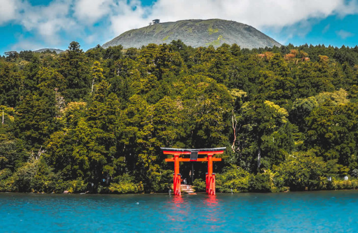 Hakone Japon